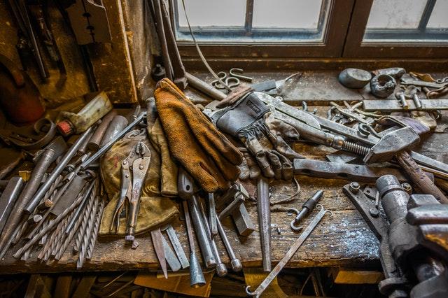 Garage Organization: Find Your Tools Again