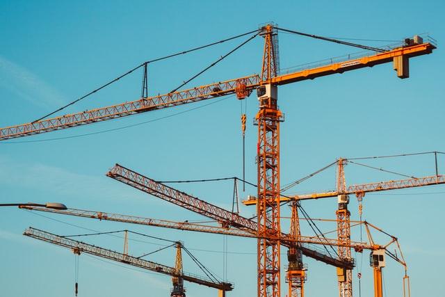 7 Common Types of Cranes